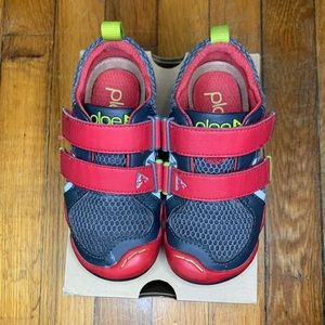 PLAE Shoes Toddler 9 Ty Red/Steel